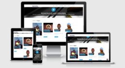 House of Juru Website developed by AfrikNet