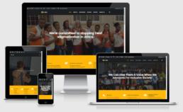 s-deli website developed by Afriknet